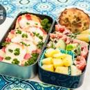 Bento: Lobster Ravioli