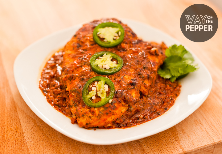 Moroccan Spiced Chicken Breasts